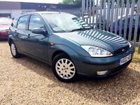 FORD FOCUS AUTOMATIC 43,000 MILES! FULL FORD SERVICE HISTORY 1 PREVIOUS KEEPER
