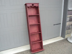 SOLID PINE ~~ SHELVING UNIT ~~ EASY TO REPAINT ~~ BOOKCASE! Windsor Region Ontario image 3