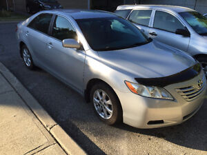 V. Clean, 2nd Owner 2007 Toyota Camry LE Certified & E-Tested