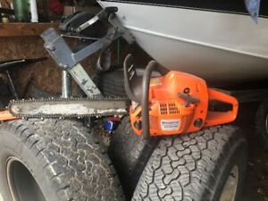 "chainsaw husqvarna rancher 20"" bar"