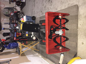 New Toro snowblower for sale
