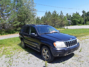Grand Jeep Cherokee Off road special edition/ good for parts