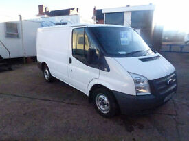 Ford Transit 2.2TDCi ( 100PS ) ( EU5 ) 280 SWB 2011