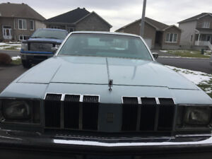 Must Sell 1978 Cutlass Supreme