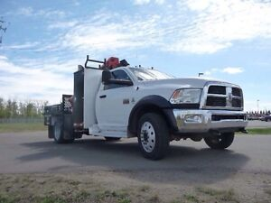 Dodge Ram 5500 Picker Service Truck