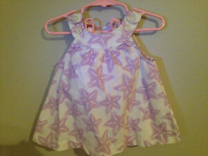 Baby girl dresses /bathing suits 6 months