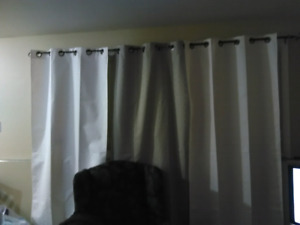 Curtains like new