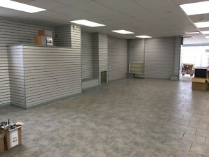 3200 square foot retail space, East Royalty for lease