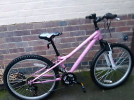 "24"" girls bike"