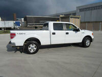 2010 Ford F-150 Crow Cabe, 4 Door, 4x4, up to 3 years warranty..