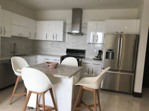 New 2 bed & 1 bath Luxury suite in Dundarave