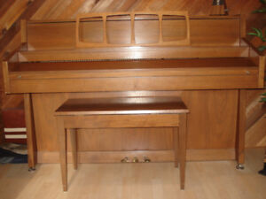 Piano Time, price reduced