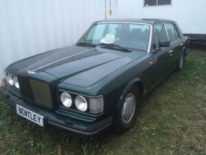 1990 Bentley Turbo R Sedan