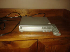 Small DVD player