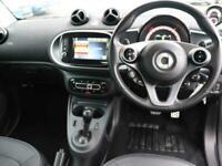 2016 smart fortwo Smart Fortwo Coupe 1.0 Edition Black 2dr Auto Coupe Petrol Aut