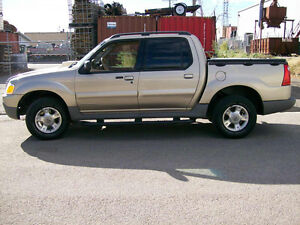2002 Ford Explorer Sport Trac SAFETY INSPECTED Pickup Truck