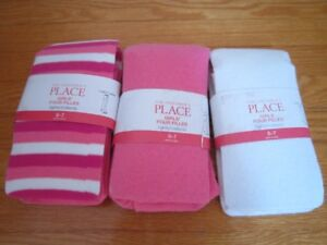 New Children`s Place Tights - size 6-7
