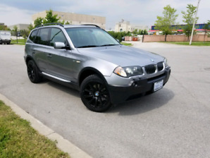 2005 BMW X3 3.0L - Sports Package - Certified