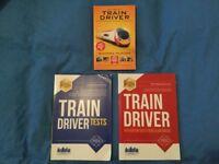 Train driver books by Richard McMunn