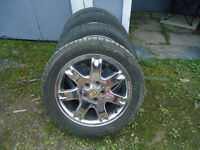 tires and rim for sale