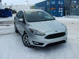 2015 Ford Focus SE PLUS PACKAGE CERTIFIED PRE OWNED