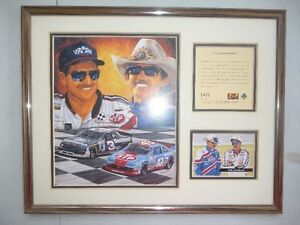 Earnhardt Sr. and Petty
