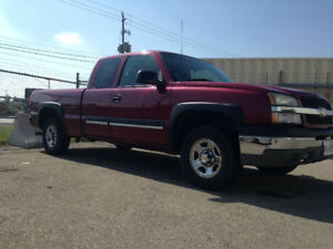 2005 Chevrolet 1500 4X4 certified & E-tested