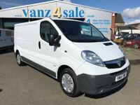 2014 - Vauxhall Vivaro 2.0CDTi ( 90ps ) ( EU V ) 2012MY 2900 LWB