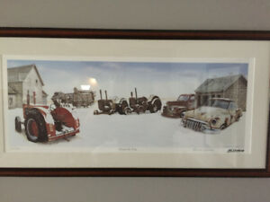 Limited Edition Automotive Paintings