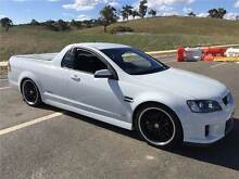 2011 HOLDEN UTE SSV - WALKINSHAW, EXCELLENT COND, LOW KS, PERFECT Sutton Gungahlin Area Preview