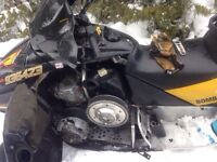 Primary clutch 2003 skidoo rev 600