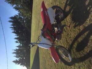 2002 XR 70 Honda