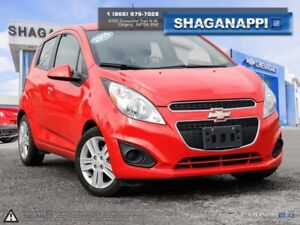 2015 Chevrolet Spark 1LT  -  Bluetooth