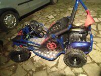 Kids buggy 100cc 4stroke