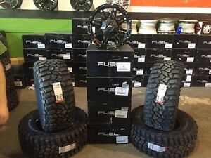 "Jeep Wrangler (35"") Off Road Rim & Tire Package!!!!!"