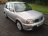 Nissan micra 1.0 full mot 71000 drives great £300 no offers