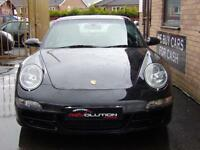 2006 PORSCHE 911 CARRERA 4 TIPTRONIC S COUPE PETROL