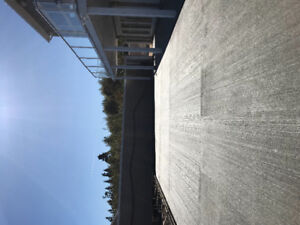 Concrete steps driveways and more !!!!