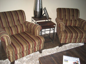 Decor-Rest Accent Chairs (2)