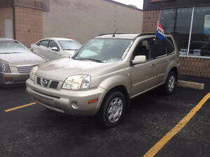 2005 Nissan X-trail SE 149K's SUV, Crossover Safety&Etested