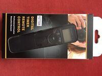 Nikon DSLR Electronic Timer Shutter Release