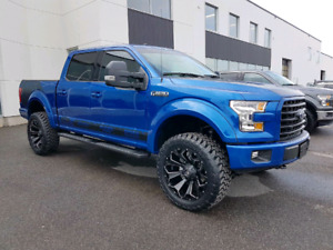 2017 Ford F150 xlt FXR for sale