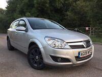 Vauxhall Astra diesel auto design