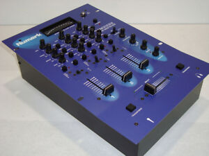 NUMARK DJ MIXER DM2002X for fast SCRATCHING & CUTTING FirstOwner