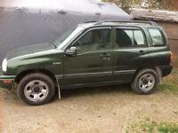 2001 Suzuki Vitara JX SUV, Crossover