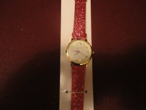 Pink Sparkly Watch New