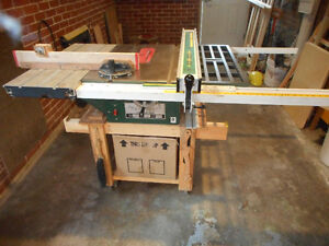 """CRAFTEX TSC 10"""" TABLE SAW"""