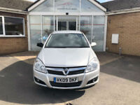 Vauxhall/Opel Astra 1.6 16v ( 115ps ) 2009MY Design