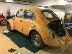 1864 Type 1 Vw Bug Complete car