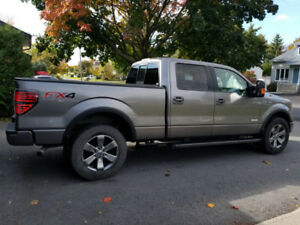 Ford F-150 2014 FX4**4X4*CUIR*TOIT*GPS*CAMERA *BLUETOOTH*A/C**
